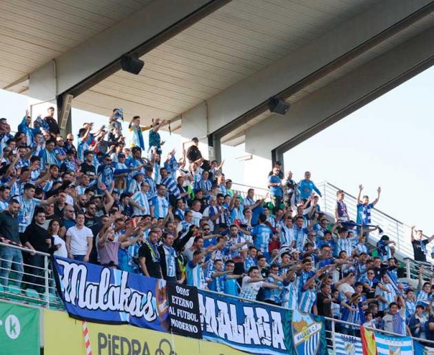 La desbordante pasión de un derbi andaluz