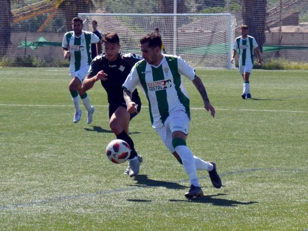 El Córdoba B no pudo con el Betis B
