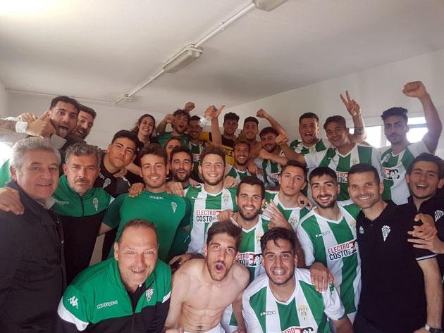 El Córdoba B vuelve a play-off en una jornada de derrotas