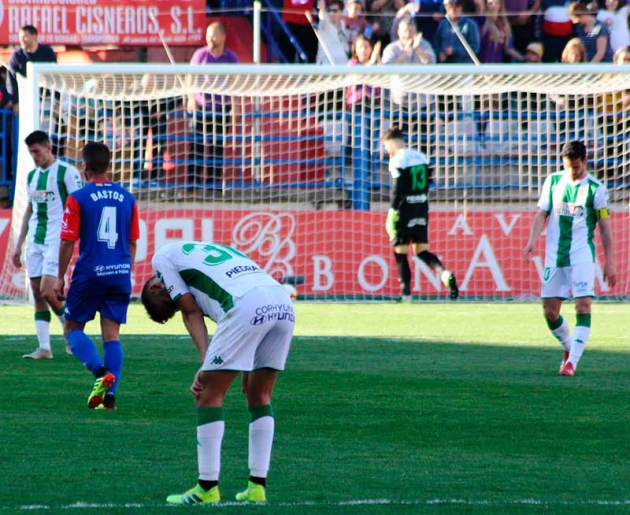 El Córdoba ya está peor que la temporada pasada