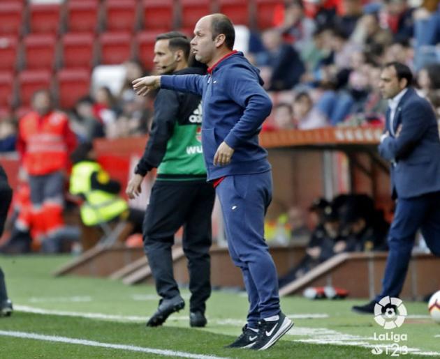 """José Alberto: """"El Córdoba se juega muchísimo y los partidos de casa son los que pueden darle la salvación"""""""