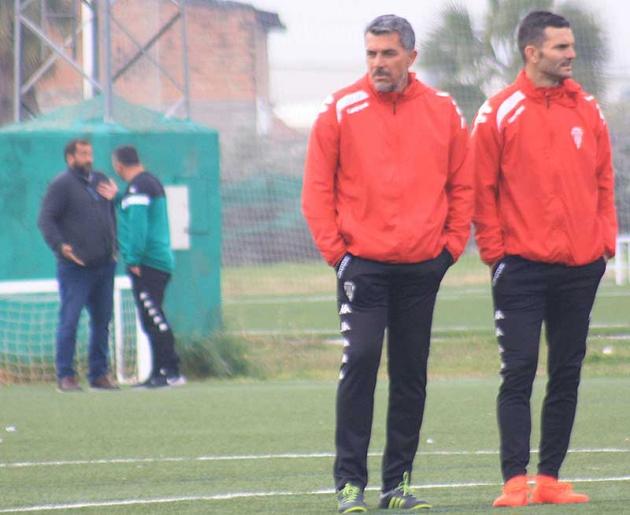 Juan Marrero compareció en la Ciudad Deportiva