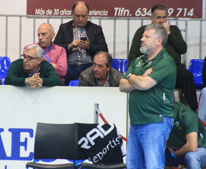 Julián Ruiz dará el sí a Mariano Jiménez la próxima semana
