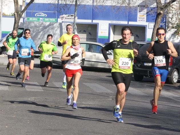 Ángel Merino y Azahara Cerro mandan en La Rompepiernas