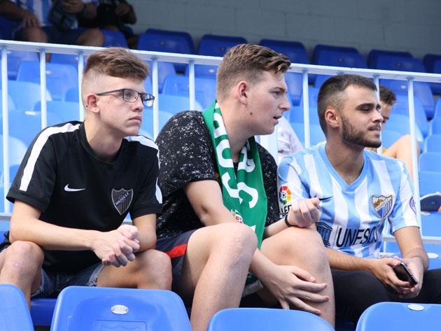 Las entradas ante el Málaga, punto de controversia