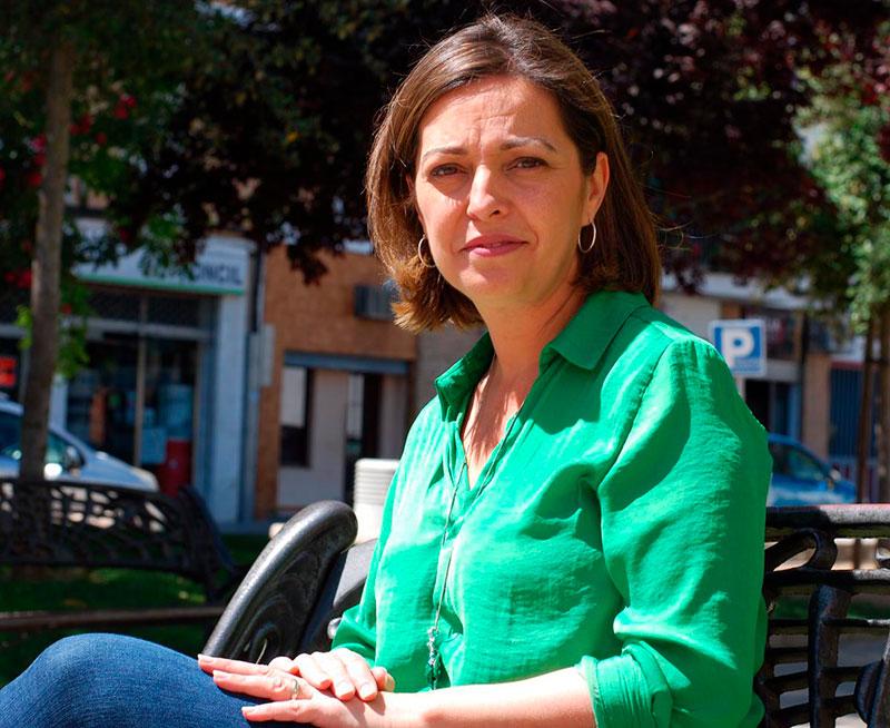 La alcaldesa Isabel Ambrosio aspira a renovar la confianza de los cordobeses