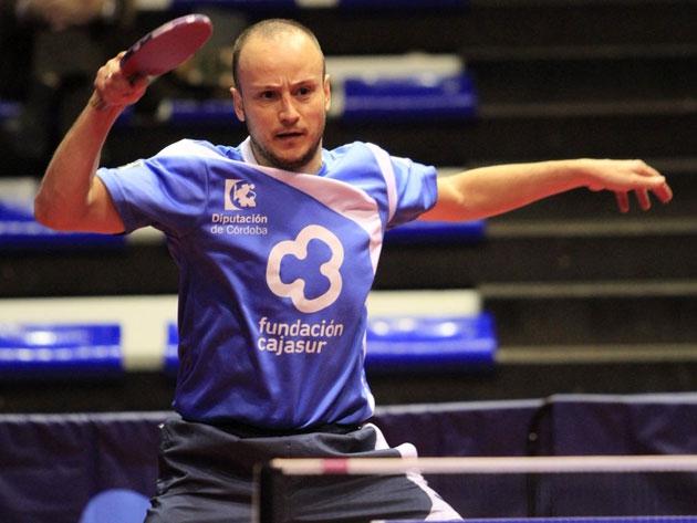 Carlos Machado en acción