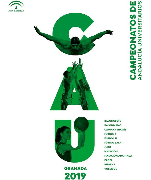 Tres previas para la UCO en los Campeonatos Andaluces