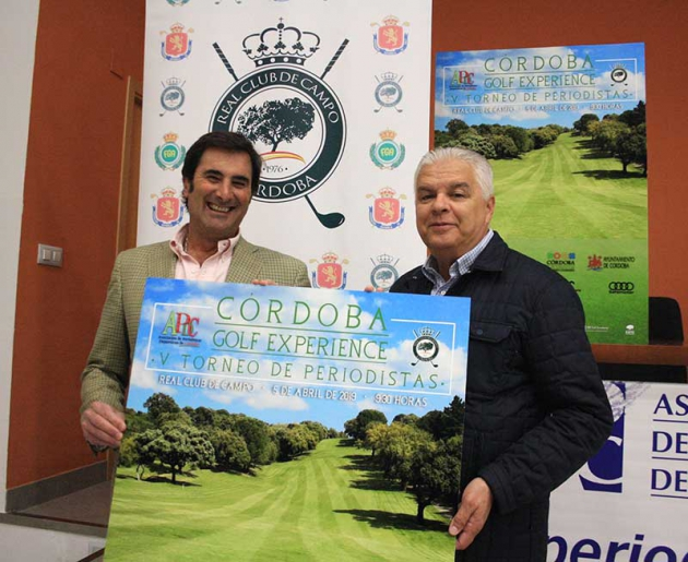 Cuenta atrás para el V Córdoba Golf Experience