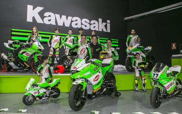 Las Balas Verdes, desde ahora Deza-Box 77 Racing, en liza