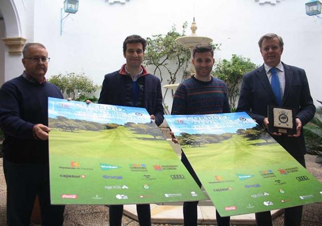 La presentación de la V edición de Córdoba Golf Experience