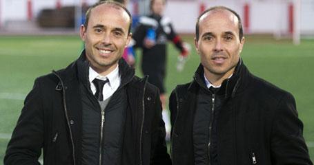 Los hermanos Carrasco, nuevos entrenadores del Ciudad de Lucena