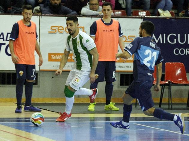 El Córdoba CF Futsal o una respuesta ante los problemas