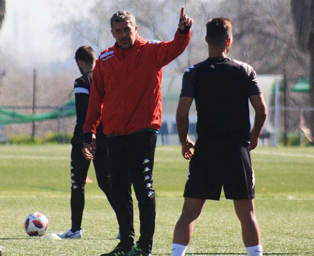 El Extremadura vs Córdoba de la próxima jornada evitó la salida de Marrero