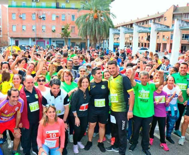 José Gabriel Ruiz y Raquel Hernández, los más rápidos en la Milla Ciudad de Córdoba