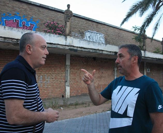Nando Ariza recordando a su amigo Maca como le comentó que eliminarían al Betis