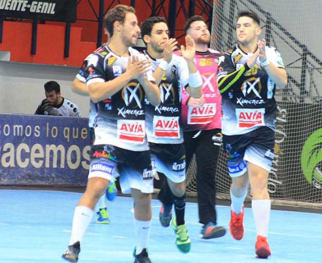 Sin Leo Almeida, Pablo Martín ni Sergio Barros