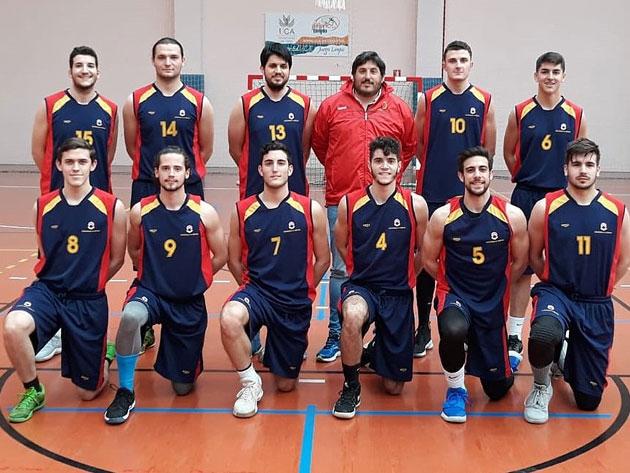 La UCO mete al baloncesto masculino en la fase final de los CAU 2019