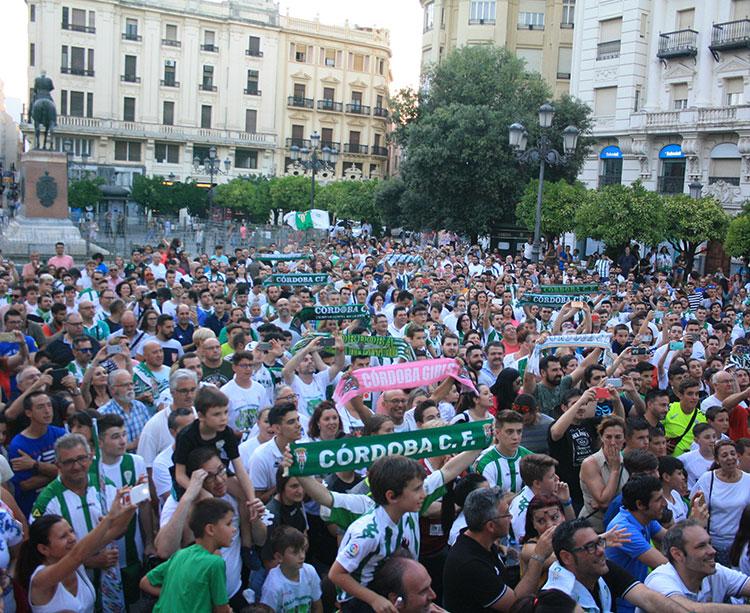 La afición al Córdoba CF Futsal tiene que responder a la gesta del equipo