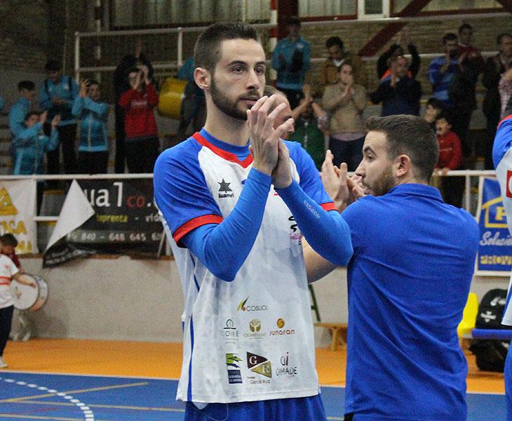 Jesús Morales dice adiós al balonmano, al menos de momento