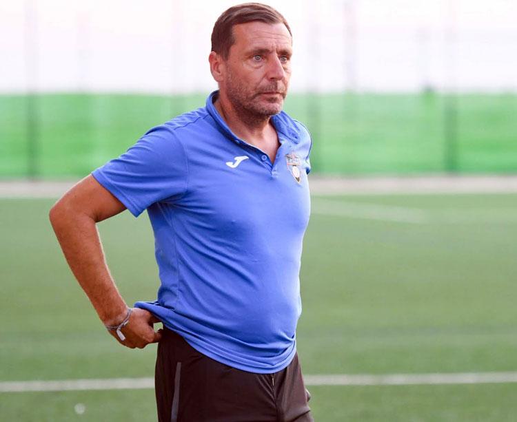 Juan Carlos Quero, entrenador del Pozoblanco