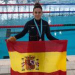 Mely Ruiz dejó bien alto el pabellón de Córdoba y España en Bulgaria