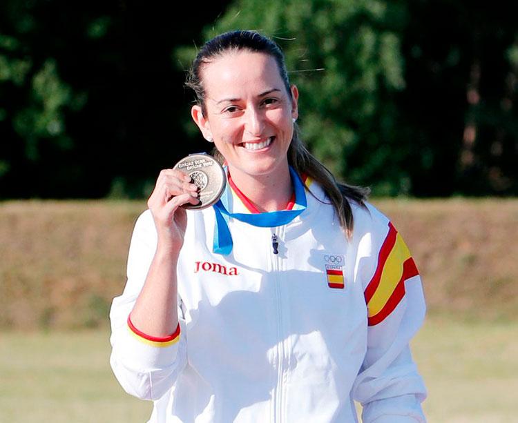 Otra presea de bronce para Fátima Gálvez