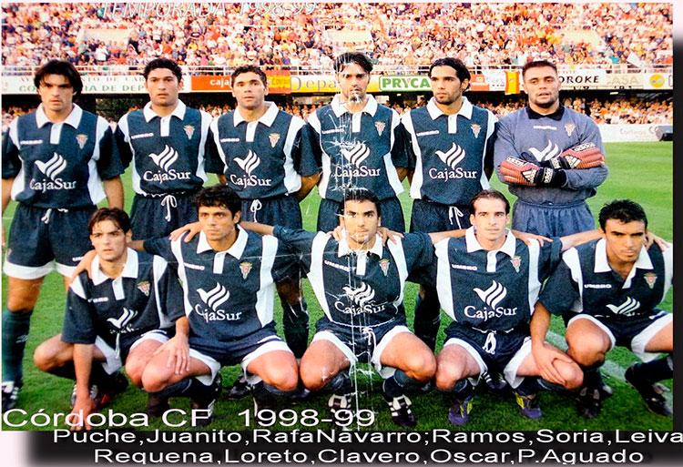 El once de aquella noche mágica de Cartagena 1999