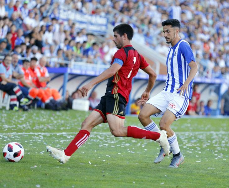 El Recreativo, con o sin Quiles, será rival del Córdoba CF el próximo año