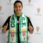 Sofía Melchor, nueva jugadora cordobesista