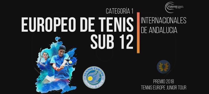 El cartel del torneo tenístico en Pozoblanco