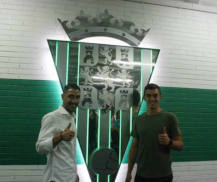 Presentación de Victor Ruiz y Edu Frías