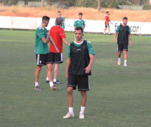 Entrenamiento del Córdoba C.F.