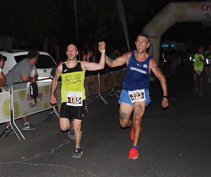 Carrera Nocturna Running Alcolea