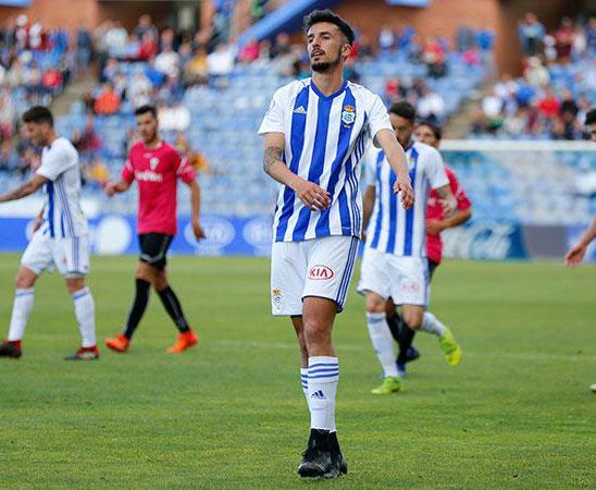 Alberto Quiles ya es libre para firmar por el Recre o por cualquier otro equipo