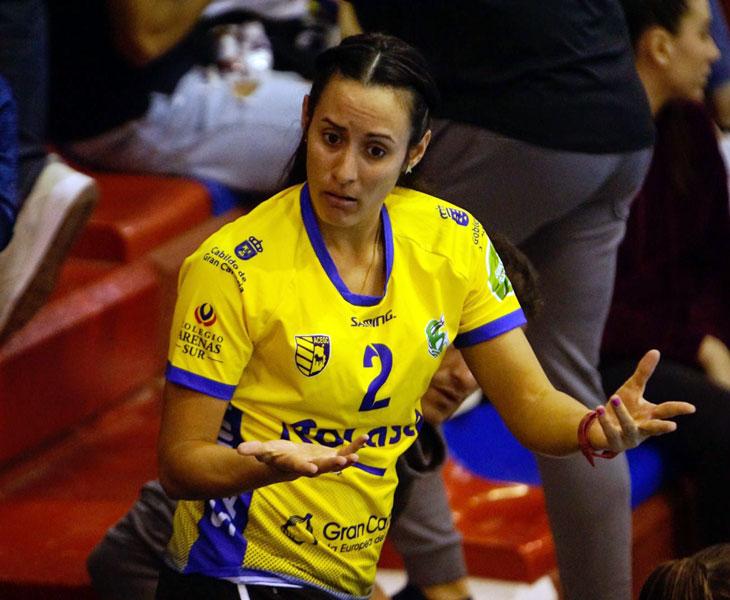 Gleynis Reyes, nueva jugadora de Adesal