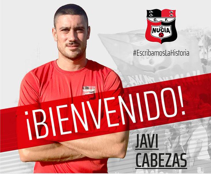 Javi Cabezas y su nueva etapa