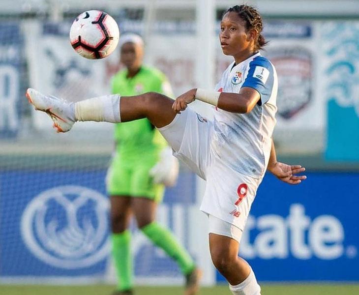Karla Riley, una de las jugadoras fichadas por el Pozoalbense