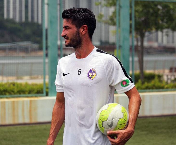 Pablo Gallardo, otro jugador para el Ciudad
