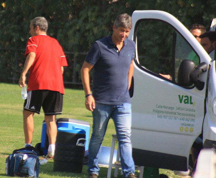 Alfonso Serrano medió con Luis Pereira para llegar a un acuerdo con la deuda pendiente con su empresa: Viasport