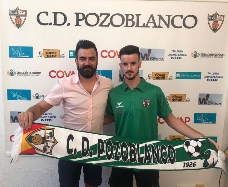 David Reyes, nuevo futbolista vallesano de manera oficial