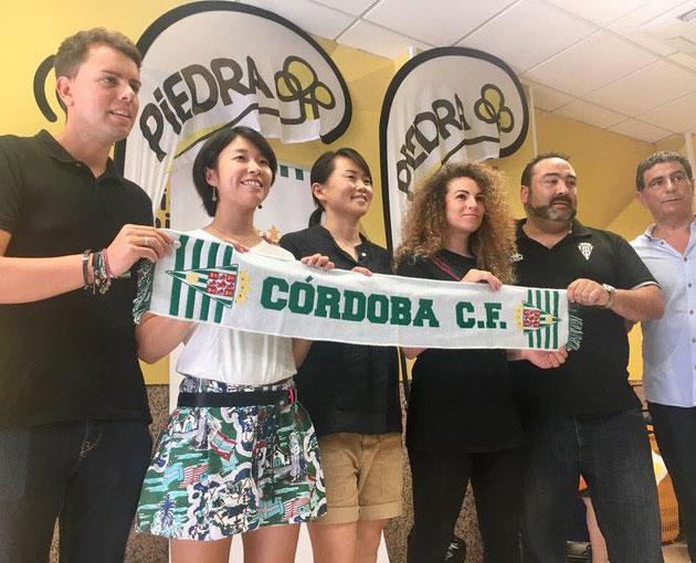 Las flamantes nuevas jugadoras foráneas del Córdoba Femenino
