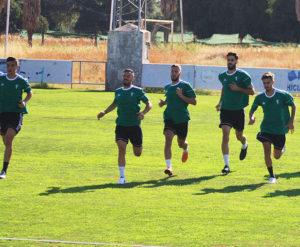 Los jugadores del Córdoba vuelven al trabajo el martes