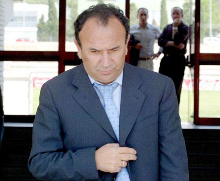 Manuel García Quilón en una imagen de archivo