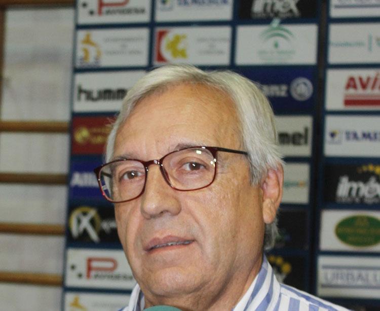 Mariano Jiménez es consciente del riesgo asumido en el nuevo proyecto.
