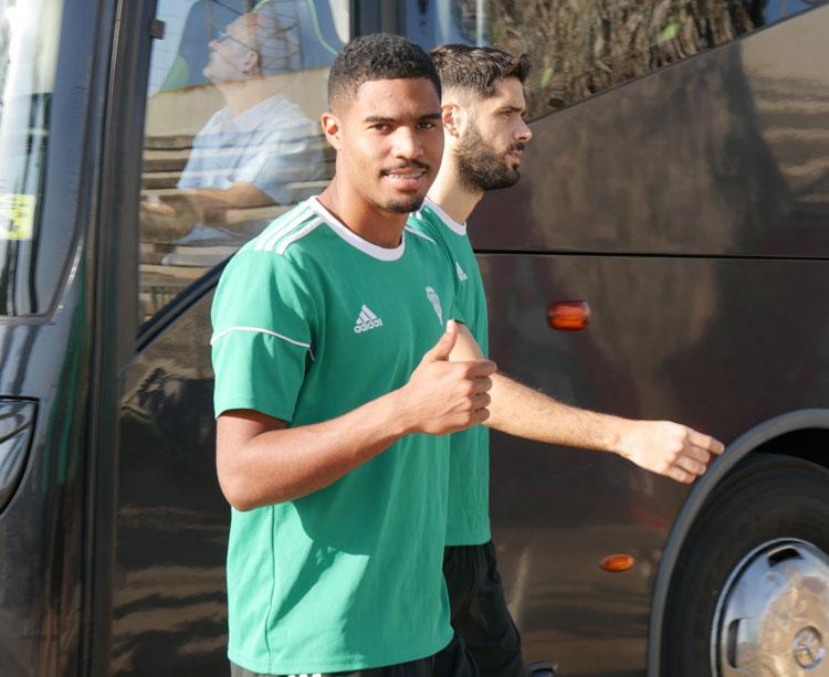 Gabriel Novaes jugando con el filial culé