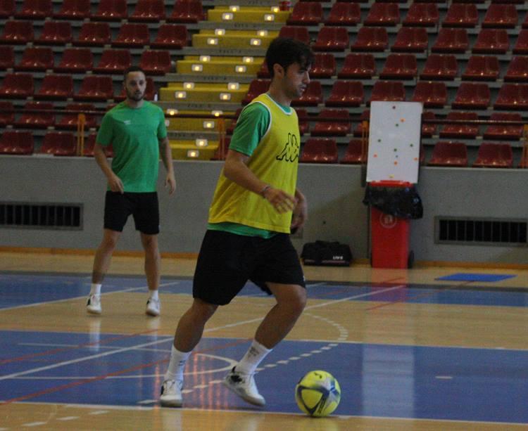 Pablo Cordoba Futsal