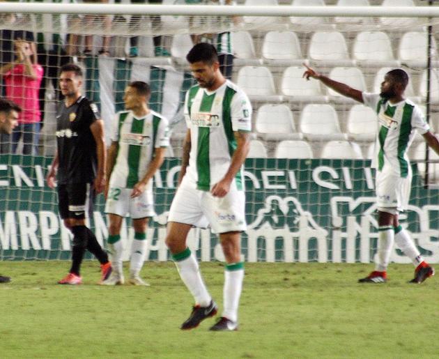 Aythami fue expulsado con roja directa ante el UD Almería