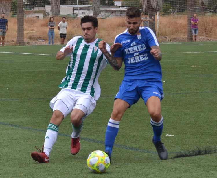 El Córdoba B busca su primera victoria. Autor: Javier Olivar