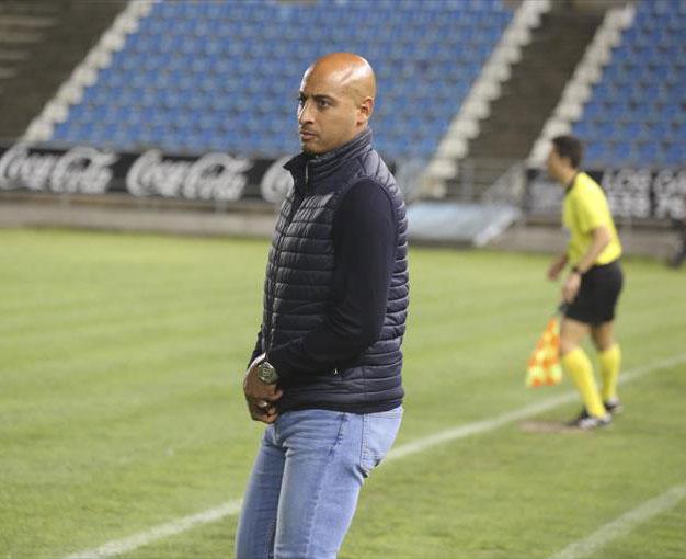 Mehdi Nafti, entrenador del Badajoz. Foto: El Periódico de Extremadura